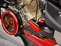 Parts - Protection - Ducabike - Ducabike Billet Frame Protectors: Ducati Streetfighter V4/S