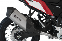 HP Corse - HP Corse SPS Titanium Short with Carbon Slip-on Exhaust: Yamaha Tenere 700