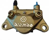BREMBO Rear Caliper - 32mm 32G Piston GOLD [Ducati Monster]