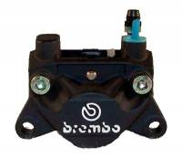 Brembo - BREMBO Rear Caliper P32F- 32mm Piston 20.5161.81 [Black]