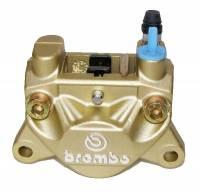 BREMBO Rear Caliper P32F- 32mm Piston 20.5161.43 [Gold]