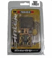 Ferodo - FERODO ST Rear Sintered Brake Pads: Brembo Early 32mm Rear Caliper