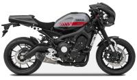 Zard - ZARD 3>1 STEEL FULL KIT RACING WITH REMOVABLE DB KILLER: Yamaha XSR 900 / MT-09