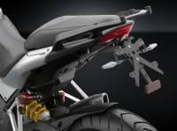 Body - Plate Relocator - RIZOMA - RIZOMA FOX License Plate Support: MS1200 '10-14'