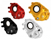 "Clutch - Covers - Ducabike - Ducabike Billet Vented ""Dry Clutch"" Case Cover: Only Ducati Models With Dry Clutches!"
