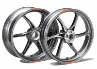Wheels & Tires - OZ Wheels - OZ Motorbike - OZ Motorbike Replica SBK Forged Aluminum Wheel Set: Ducati 1098-1198, SF1098, MTS 1200-1260, M1200, Supersport 939 [Extremely Limited and Ultra Rare]