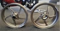 OZ Motorbike - OZ Motorbike Piega Forged Aluminum Wheel Set: Ducati 1098-1198, Multistrada 1200-1260, Monster 1200/S/R, SF1098, SS 939 - Image 7
