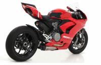 Arrow Works Titanium Exhaust: Ducati Panigale V2