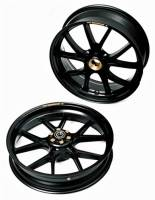 "Wheels & Tires - Marchesini - Marchesini - MARCHESINI Forged Magnesium Wheels: Ducati 748,916,996,998 [With 6.0"" Rear]"