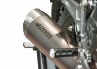 Spark - Spark Ducati Scrambler Slip-on: Evo V Stainless Steel, Made in Italy