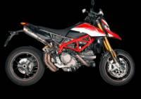 Spark - SPARK DUCATI SEMI-FULL EXHAUST SYSTEM: Ducati Hypermotard 950/SP  Made in Italy