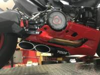 TOCE - TOCE Exhaust System: Ducati Panigale V2