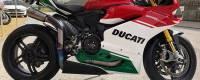 "BST Wheels - BST Rapid Tek Carbon Fiber 5 Split Spoke Wheel Set: Ducati Panigale 1199-1299-V4-V2, SF V4 [5.5"" Rear] - Image 7"