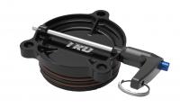 "TRO - TRO ""Easy Off"" Billet Oil Filter Cover: Ducati Panigale V4/S/R, Streetfighter V4/V4S [QUICK RELEASE PIN]"