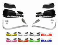 Barkbusters VPS Handguard Kit: Ducati Scrambler Icon, Classic, Sixty2, Urban Enduro [Black with Black logo]