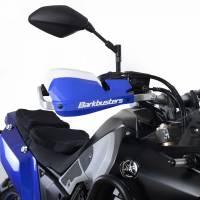 Barkbusters VPS Handguard Kit: Yamaha Tenere 700 [Blue plastic guards]