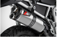 ZARD  Racing Slip On Exhaust kit with removable DB Killers  [Stainless Steel] : 20-21 TRUIMP TIGER 900
