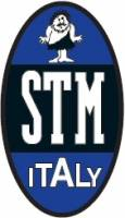 STM - STM Sticker: Vertical