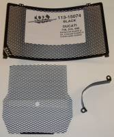 COX Racing - COX 748-996 Radiator and Oil Cooler Guard Set