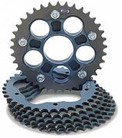 Afam - AFAM Quick Change Rear Sprocket 520