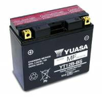 Electrical, Lighting, & Gauges - Batteries and Spare Parts - YUASA OEM Replacement Battery YT12B-BS