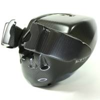 EVR - EVR Carbon Fiber Airbox with Air Filters & Intake Tubes: Streetfighter