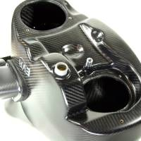 EVR - EVR Carbon Fiber Airbox with Air Filters & Intake Tubes: Streetfighter - Image 8