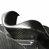 Engine & Performance - Engine Fuel & Air - EVR - EVR Carbon Fiber Hypermotard 796/1100/ 1100 S/ 1100 Evo - Carbon Fiber Air Box