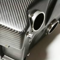 EVR - EVR Carbon Fiber Hypermotard 796/1100/ 1100 S/ 1100 Evo - Carbon Fiber Air Box - Image 6
