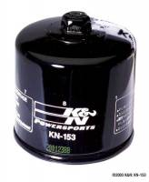 K&N - K&N Oil Filter: [All Models Except Panigale Series]