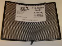 COX Racing - COX Radiator Guard: R1 07-08 R6 06-13