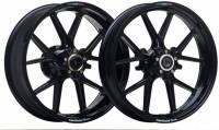 Wheels & Tires - Marchesini - Marchesini - MARCHESINI Forged Aluminum Wheelset: Aprilia RSV4 / RSV 1000R / Tuono 1000/R