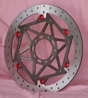Brake - Rotors - Braketech - BrakeTech AXIS Iron Race Series - 6.5mm thick narrowband