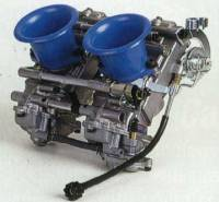 Engine & Performance - Engine Fuel & Air - Keihin - KEIHIN FCR 39 Dual Carb Kit: 750/900SS