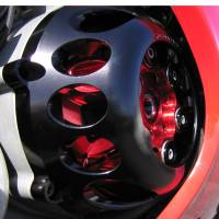 Parts - Clutch - Speedymoto - SPEEDYMOTO Ducati Dry Clutch Cover: Flow
