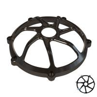 Clutch - Covers - SpeedyMoto - SPEEDYMOTO Ducati Dry Clutch Cover: 7 Spoke