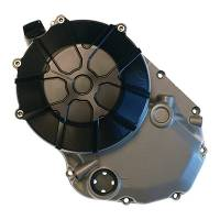 SpeedyMoto - SPEEDYMOTO Wet Clutch Cover: Ten Spoke - Image 4