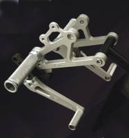 Woodcraft - WOODCRAFT CFM REARSETS 750/900SS COMPLETE