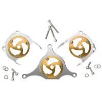 SpeedyMoto - SPEEDYMOTO Leggero Belt Covers: 2V Standard - Image 6