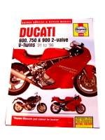 Haynes Books - HAYNES Ducati 2V Service & Repair Manual