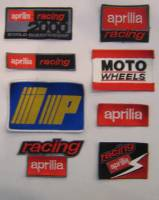 Stickers, Patches, & Toys - Patches - Patches - Aprilia Patch Kit