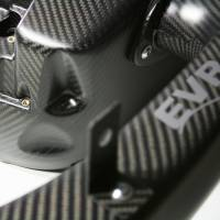 EVR Carbon Fiber 848/1098/1198 Air Box with Air Filters and Intake Tubes