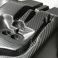 EVR - EVR Carbon Fiber Air Box with Intake Tubes: 1098R/1198R - Image 6