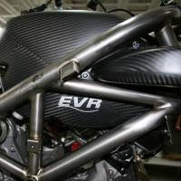 EVR - EVR Carbon Fiber Air Box with Intake Tubes: 1098R/1198R - Image 8