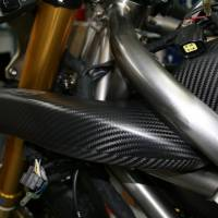 EVR - EVR Carbon Fiber Air Box with Intake Tubes: 1098R/1198R - Image 9