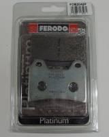 Ferodo - FERODO PLATINUM Front Organic Brake Pads: Brembo Dual Pin[Single Pack] - Image 7