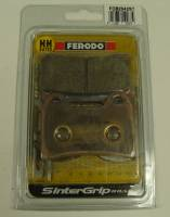 FERODO ST Front Sintered Brake Pads: Brembo Dual Pin