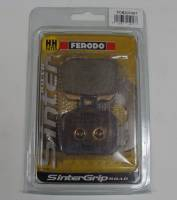 FERODO ST Rear Sintered Brake Pads: Brembo Late Rear Caliper