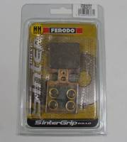 Ferodo - FERODO ST Rear Sintered Brake Pads: Brembo Early Rear Caliper