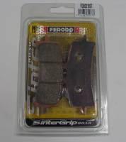 FERODO ST Front Sintered Brake Pads: Brembo M4, Brembo GP4RX, Brembo M50